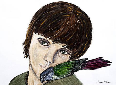 Cheek to Green Cheek by Susan Abrams