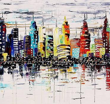 Citylights by Jolina Anthony