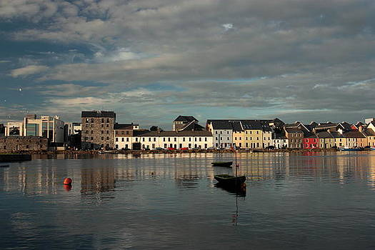 Claddagh  Quays. by Peter Skelton