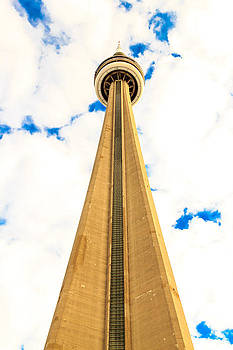CN Tower  by Tibor Co