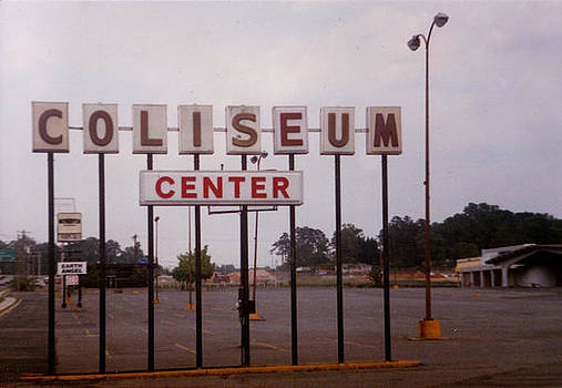Coliseum 11 by Donovan Hubbard