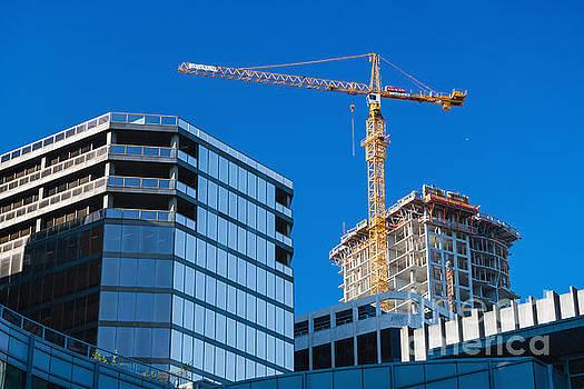 Construction Site by Volodymyr Kyrylyuk
