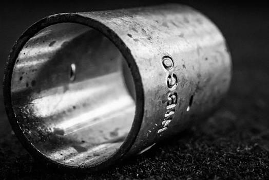Copper Tube by Steve Johnson