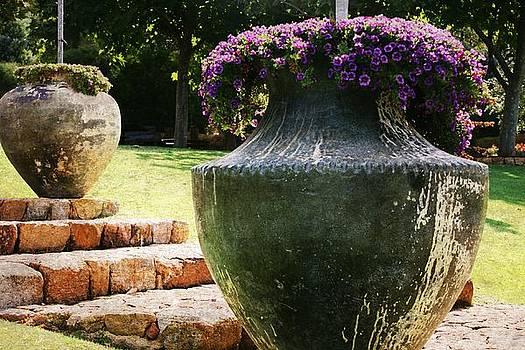 Cottage Garden by Debbie Howden