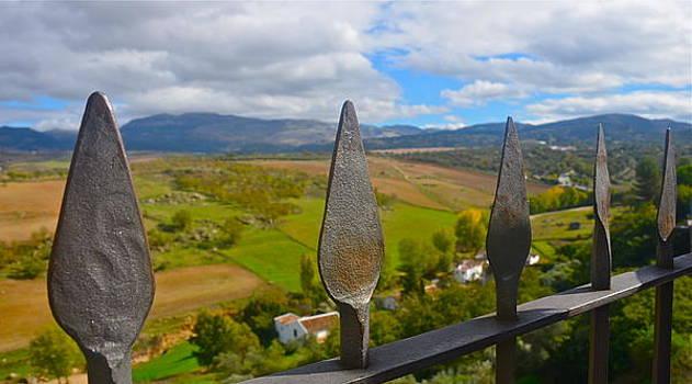 Countryside in Ronda by Dorota Nowak