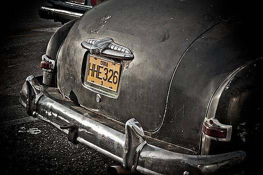Cuba - Car I by Amador Esquiu Marques