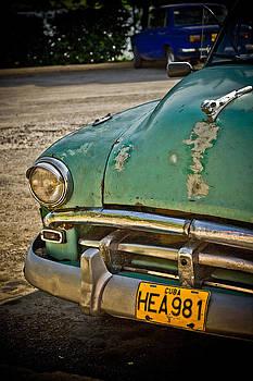 Cuba - Car II by Amador Esquiu Marques