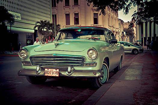 Cuba - Car IV by Amador Esquiu Marques