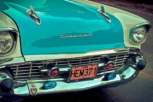 Cuba - Chevrolet by Amador Esquiu Marques