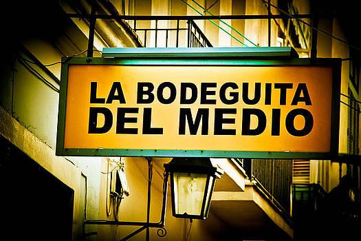 Cuba - La Bodeguita del medio by Amador Esquiu Marques
