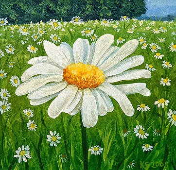Daisy Meadow by Katharine Green