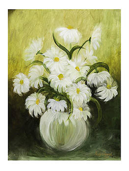 Dancing Daisies by Nancy Edwards