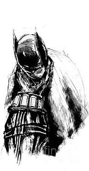 Dark Night by Steven  Christian