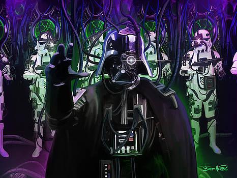 Darth Borg by Brett Hardin