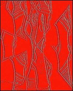 Dimensional Woman by Jacqueline Mason