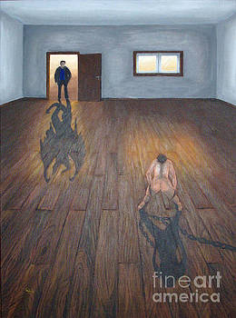 Domestic Violence - The shadow of the devil by Marco Santos
