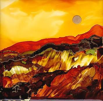 Dreamscape No. 348 by June Rollins