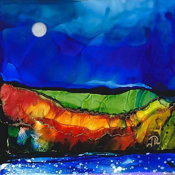 Dreamscape No. 349 by June Rollins