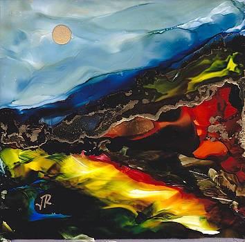 Dreamscape No. 351 by June Rollins