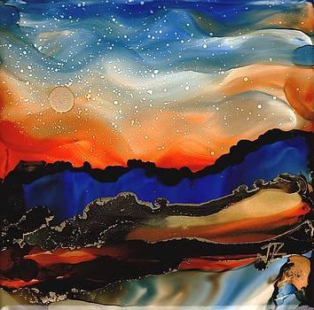 Dreamscape No. 352 by June Rollins
