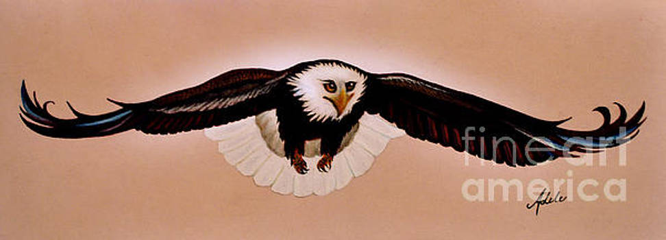 Eagle Stealth by Adele Moscaritolo
