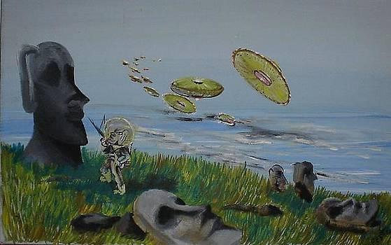 Easter Island by Ann Teicher