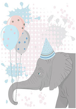 Elephant by Carla  Nichiata
