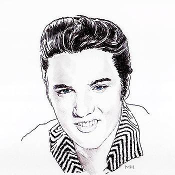 Elvis by Martin Howard