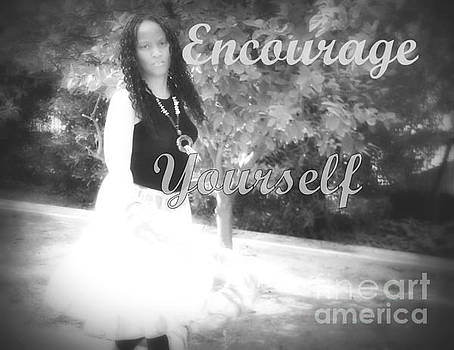 Encourage Yourself by Aldonia Bailey