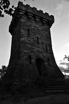 Ethan Allen Tower  by Wendell Ducharme Jr