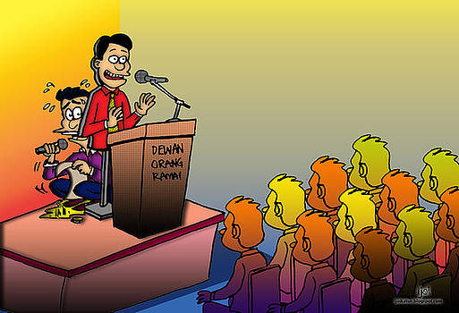 Fear of Public Speaking by Faizulniza Mazly Zulkifli