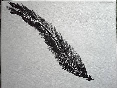 Feather by Elena Strakosha