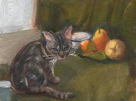 Fiona Still Life by Jessmyne Stephenson