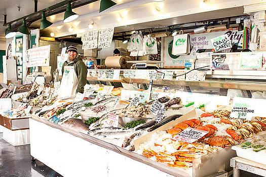 Fish Market by Paul Bartoszek