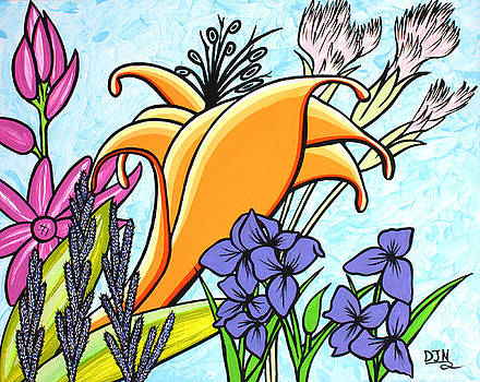 Flowers by Dennis Nadeau
