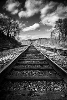 Follow the Tracks by Lee Wellman