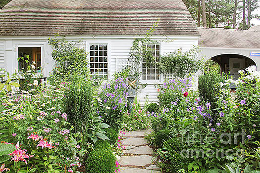 Gate House by Rosemary Aubut