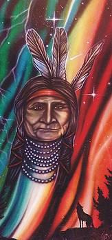 Geronimo's Spirit by Christopher Fresquez