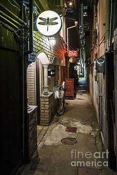 Gion Alley Bar by Scott Kerrigan