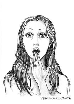 Girly Shock by Kate Holloman
