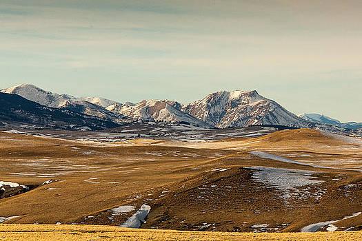 Glacier View 2 by Paul Bartoszek
