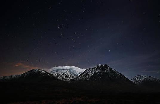 Glencoe Star-scape by Grant Glendinning