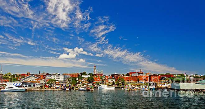 Gloucester Massachusetts by Charles Dobbs