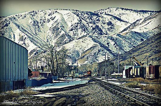 Golden Train by Rhonda DePalma