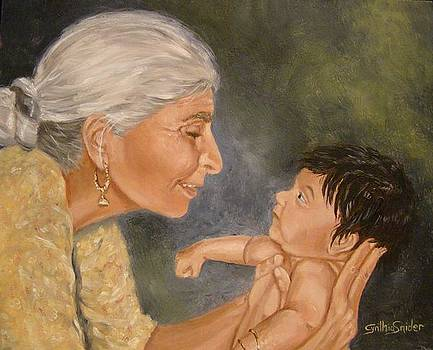 Grandmother's Love by Cynthia Snider