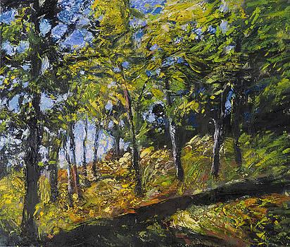 Green day by Jack Tzekov