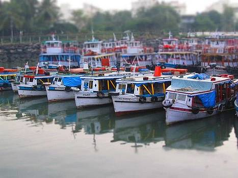 Harbor by Adil Jariwala