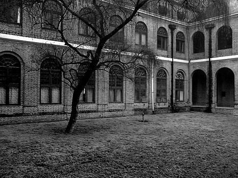 Haunted Mansion by Salman Ravish
