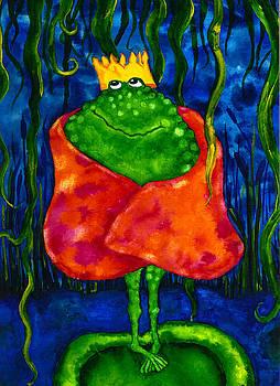 King Of The Swamp by Debi Hubbs