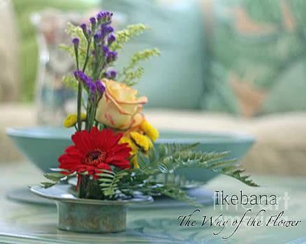 Ikebana by Rosemary Aubut